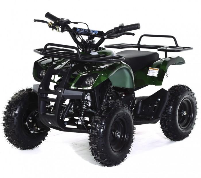 Купить Квадроциклы и миникроссы, Motax Квадроцикл на бензине ATV Mini Grizlik Х-16 с механическим стартером большие колеса