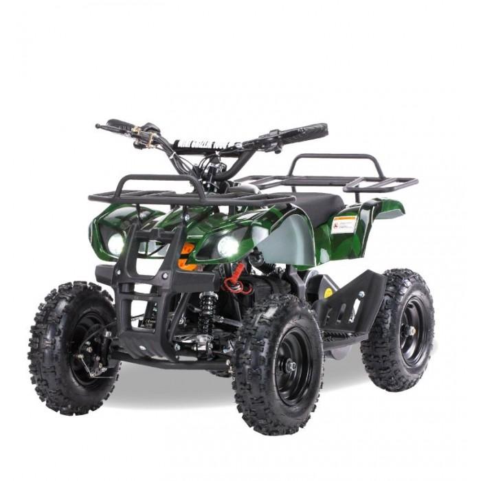 Квадроциклы и миникроссы Motax Квадроцикл Mini Grizlik Х-16 1000W шины для легковых автомобилей michelin шины автомобильные зимние 265 45r 19 105 925 кг v до 240 км ч