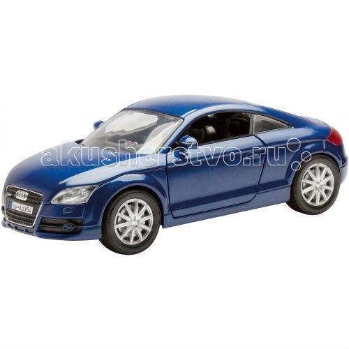 Машины MotorMax Автомобиль 1:24 2007 Audi TT Coupe модель автомобиля 1 18 motormax audi tt coupe