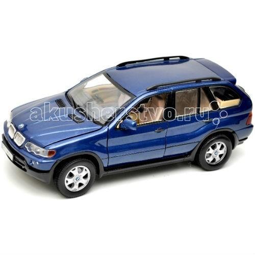 Машины MotorMax Автомобиль 1:24 BMW X5