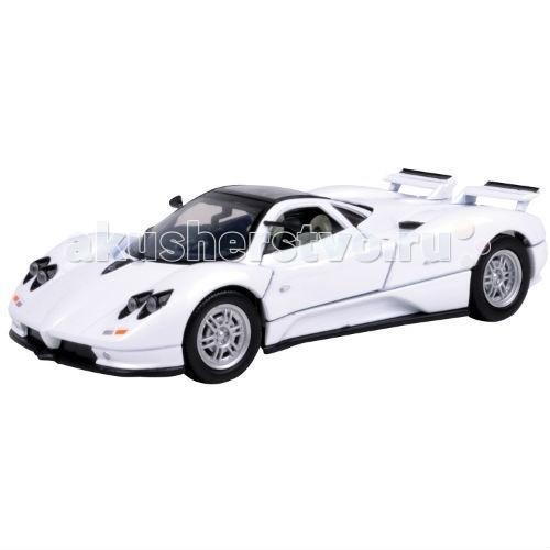 Машины MotorMax Автомобиль 1:24 Pagani Zonda C12 motormax модель автомобиля pagani zonda масштаб 1 60