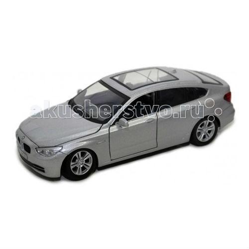 Машины MotorMax Машинка коллекционная 1:24 2010 BMW 5 Series GT как выгодно автомобиль в украине с италии