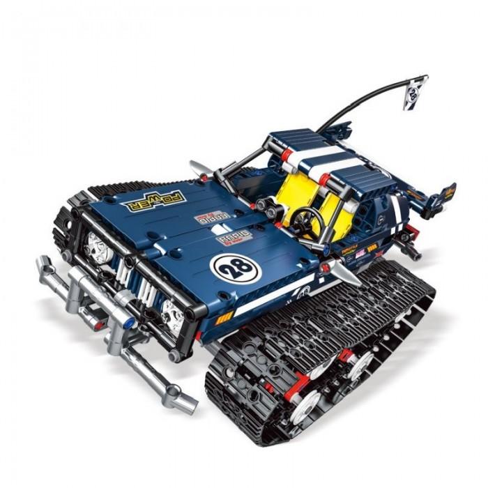 Купить Конструкторы, Конструктор Mould King электромеханический Гусеничный внедорожник (626 деталей)