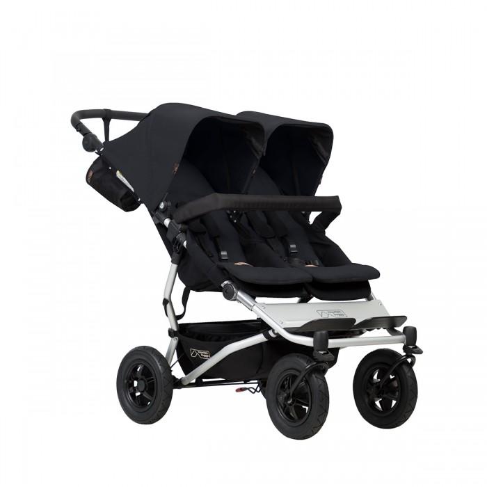 Детские коляски , Коляски для двойни и погодок Mountain Buggy Коляска для двойни Duet прогулочная арт: 18366 -  Коляски для двойни и погодок