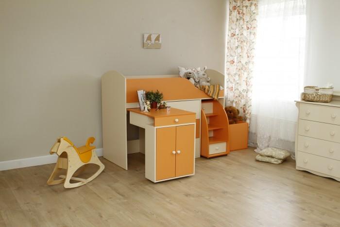 Кровати для подростков Можга (Красная Звезда) Чердак Р430 аксессуары для мебели можга красная звезда ящик стола р430 2