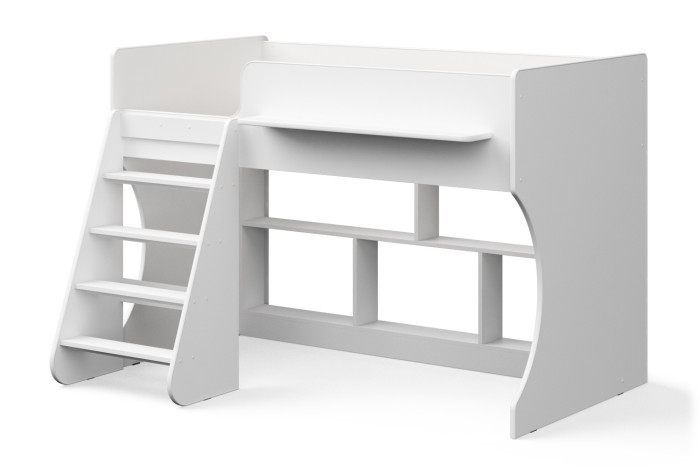 Кровати для подростков Капризун 2 чердак Р436 кровати для подростков капризун 2 чердак р436