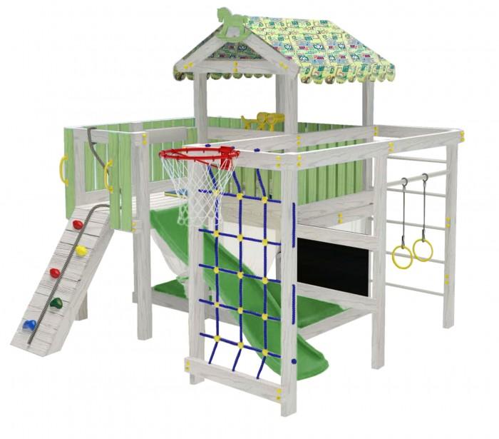 Можга (Красная Звезда) Детский домашний игровой комплекс Чердак ДК3 Можга (Красная Звезда)