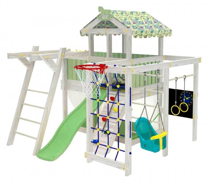 Купить Игровые комплексы, Можга (Красная Звезда) Детский домашний игровой комплекс Чердак