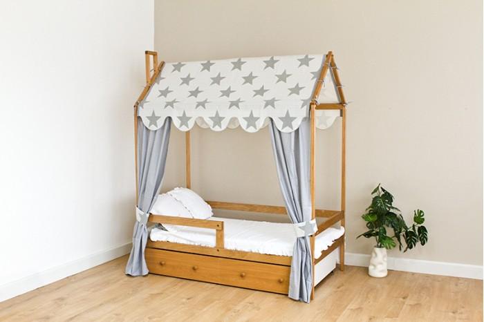 Купить Кровати для подростков, Подростковая кровать Можга (Красная Звезда) Домик Р424