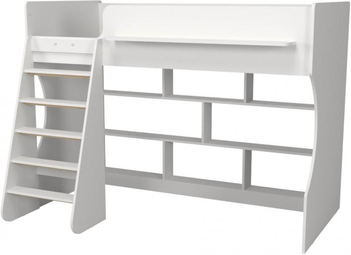 Кровати для подростков Капризун 1 с полками кровати для подростков капризун 2 чердак р436
