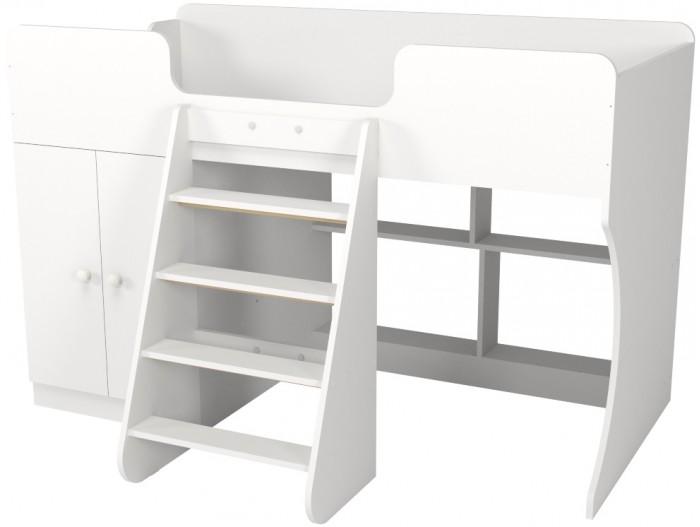 Кровати для подростков Капризун 2 чердак со шкафом кровати для подростков капризун 2 чердак р436