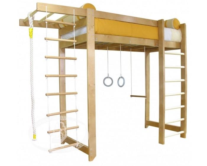 Кровати для подростков Можга (Красная Звезда) Чердак С393