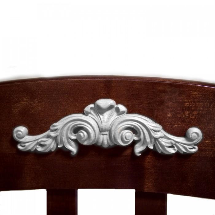 Аксессуары для мебели Можга (Красная Звезда) Накладка №53 Пальметта аксессуары для мебели можга красная звезда ящик стола р430 2