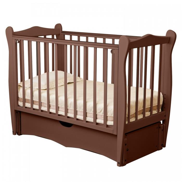 Картинка для Детские кроватки Можга (Красная Звезда) С 778 Сибирочка