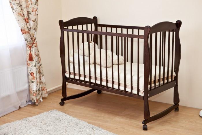 Детская кроватка Можга (Красная Звезда) Уралочка