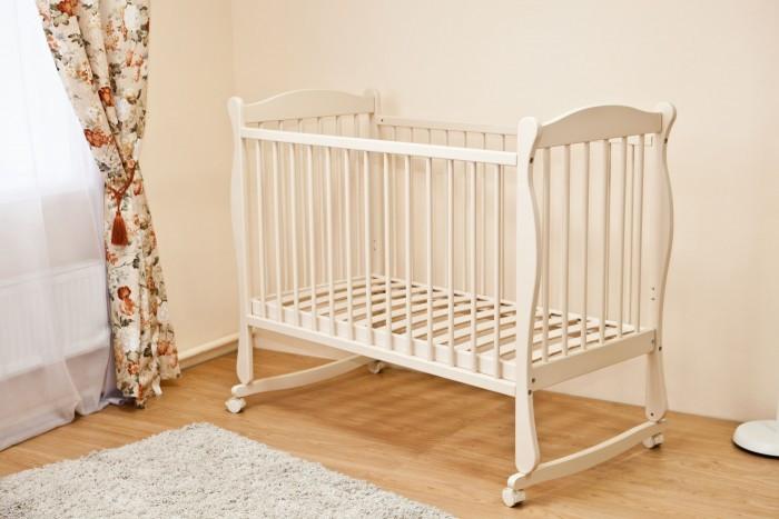 Детская мебель , Детские кроватки Можга (Красная Звезда) Уралочка арт: 362418 -  Детские кроватки