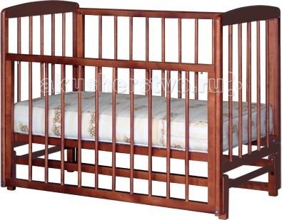 Детская кроватка Можгинский лесокомбинат Дарья продольный маятник