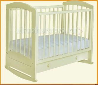 Детская кроватка Можгинский лесокомбинат Карина (качалка)
