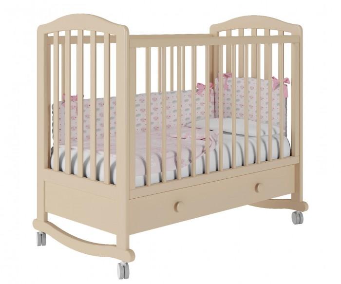 Детские кроватки Можгинский лесокомбинат Пикколо-1 базовая с ящиком Милано детские кроватки фея 603 с ящиком