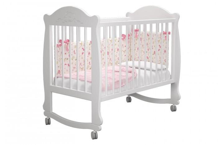 Купить Детские кроватки, Детская кроватка Можгинский лесокомбинат Мишутка базовая Милано