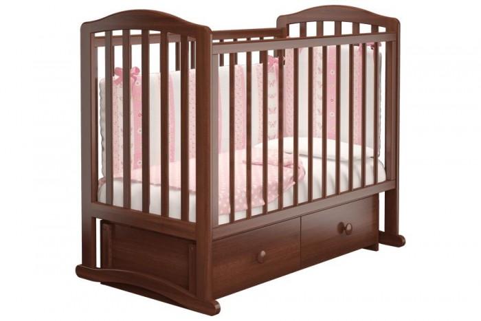 Детские кроватки Можгинский лесокомбинат Пикколо-3 универсальный маятник Милано