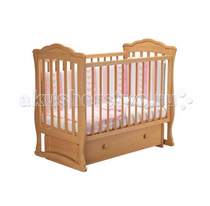 Детские кроватки Можгинский лесокомбинат Вэлла-3 универсальный маятник Милано харьков детская кровать от 3 х лет