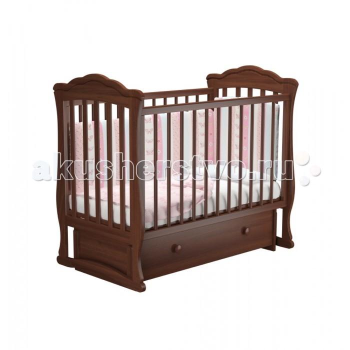 Детские кроватки Можгинский лесокомбинат Вэлла-3 универсальный маятник Милано