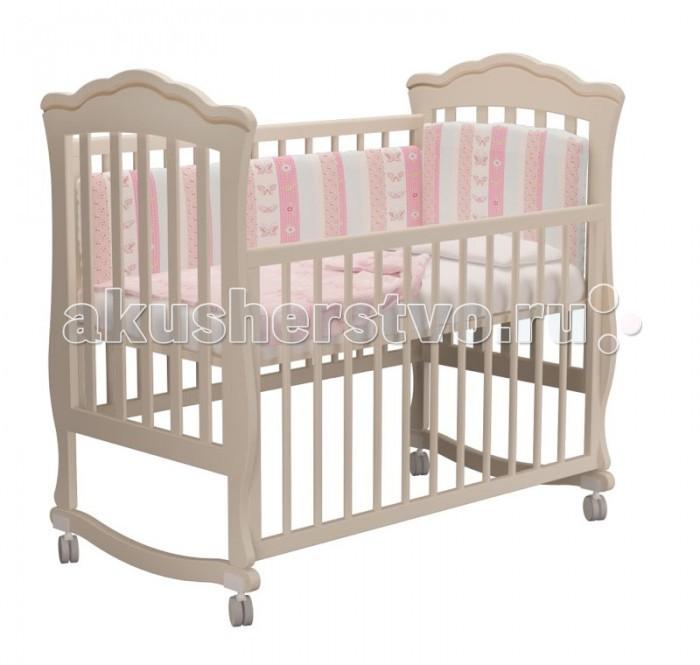 Купить Детские кроватки, Детская кроватка Можгинский лесокомбинат Вэлла базовая Милано