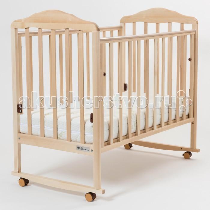 Детская мебель , Детские кроватки Mr Sandman Nostalgia-1 качалка арт: 479336 -  Детские кроватки