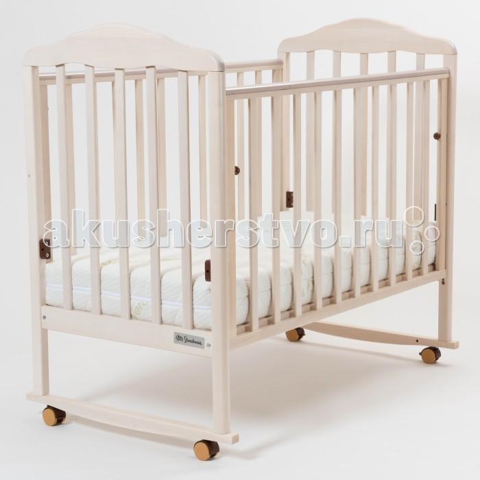 Детская кроватка Mr Sandman Nostalgia-1 качалка