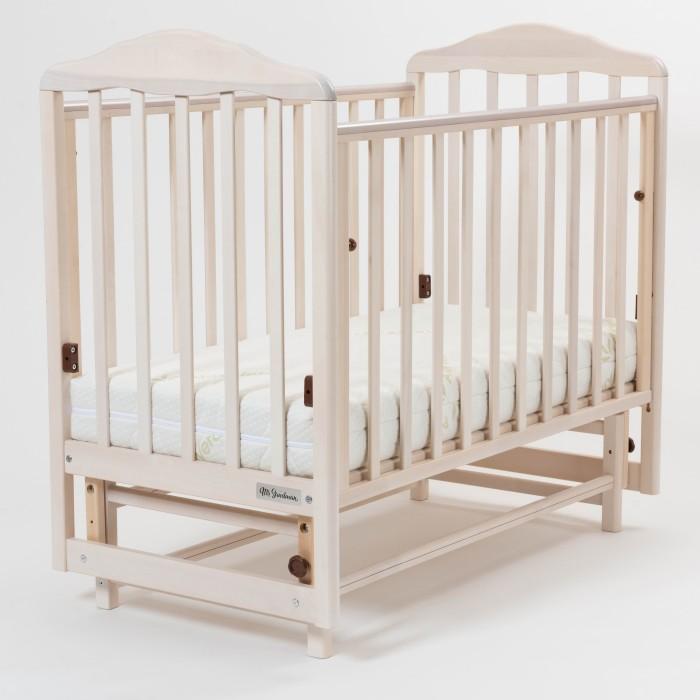 Детская кроватка Mr Sandman Nostalgia-2 продольный маятник