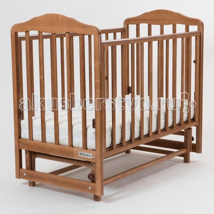 Купить Детские кроватки, Детская кроватка Mr Sandman Nostalgia-2 поперечный маятник
