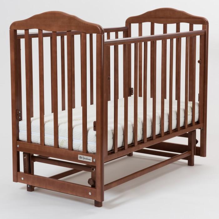 Купить Детские кроватки, Детская кроватка Mr Sandman Nostalgia-3 маятник продольный