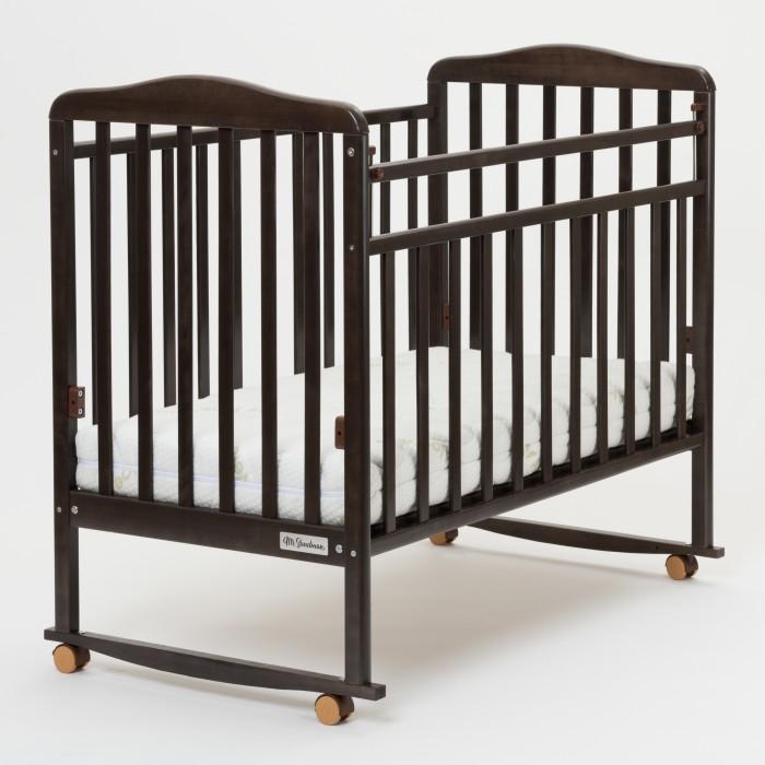 Детская кроватка Mr Sandman Skylark-1 (качалка)