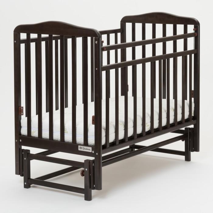 Детская кроватка Mr Sandman Skylark-3 (продольный маятник)