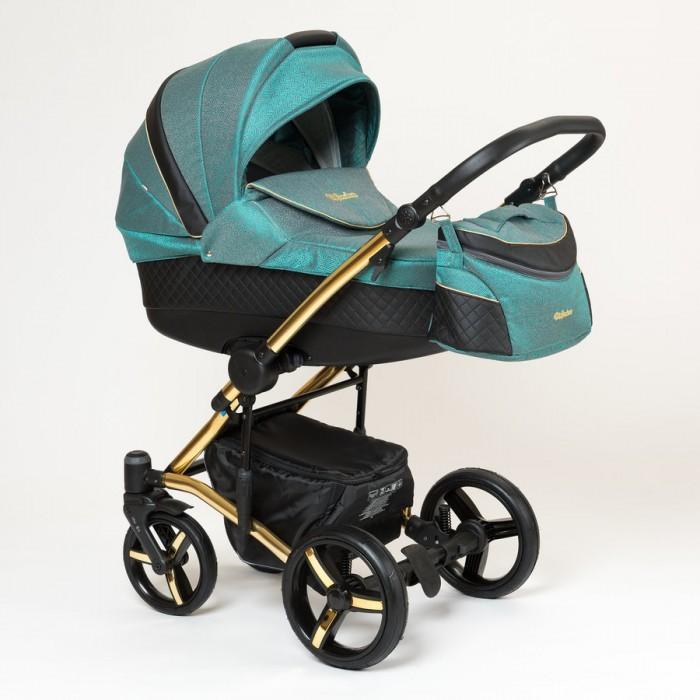 Детские коляски , Коляски 2 в 1 Mr Sandman West-East Gold 2 в 1 (50% эко кожа) арт: 536631 -  Коляски 2 в 1
