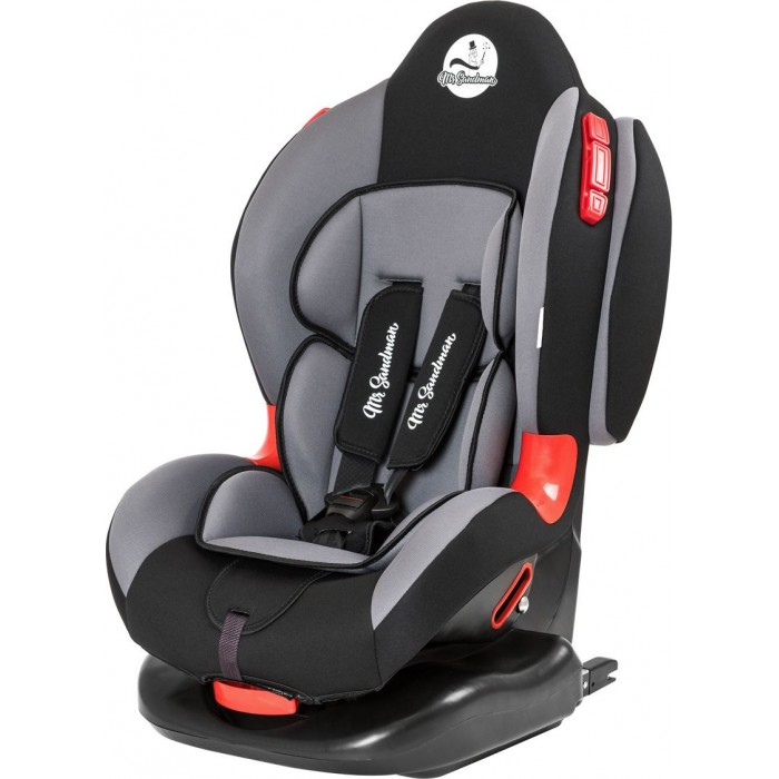 Автокресло Mr Sandman Future Isofix Safe Road  (KRES100)