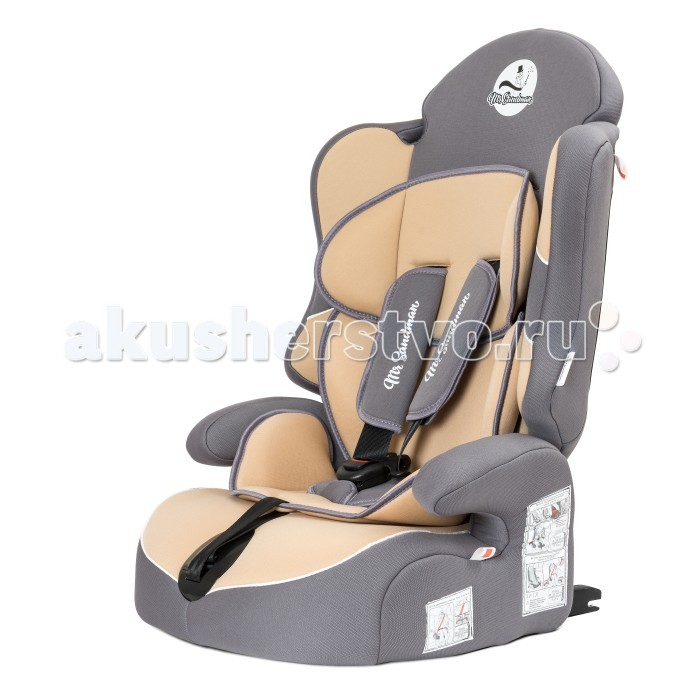 Автокресло Mr Sandman Little Passenger Isofix