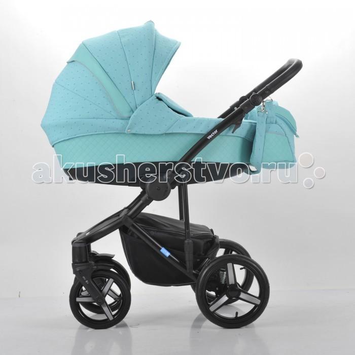 Детские коляски , Коляски 3 в 1 Mr Sandman Vector Premium 3 в 1 (50% эко кожа) арт: 341190 -  Коляски 3 в 1