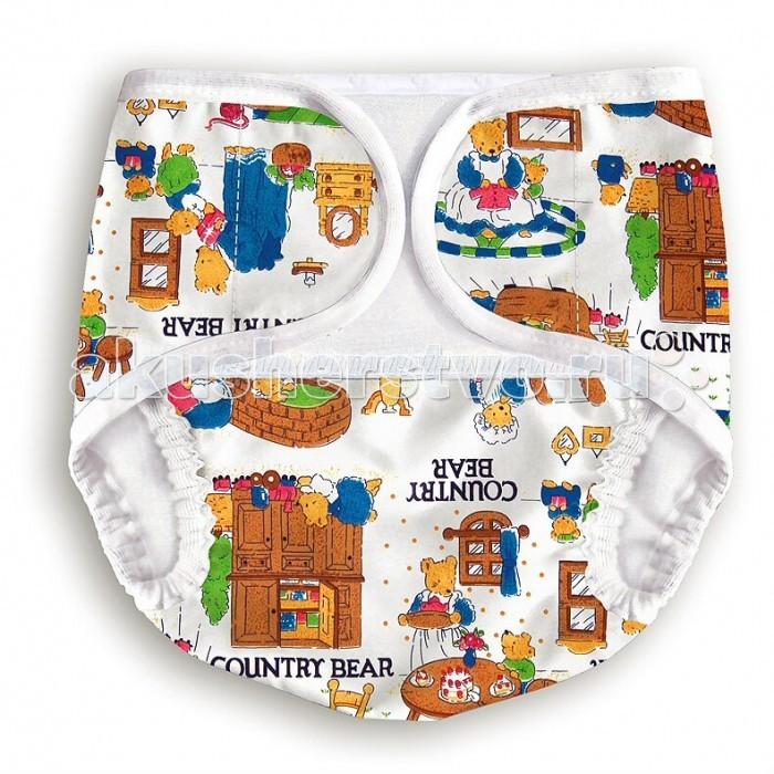 Многоразовые подгузники и трусики Multi-Diapers Lights Подгузники-трусики Семья multi diapers