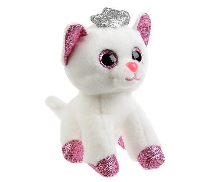 Купить Мягкие игрушки, Мягкая игрушка Мульти-пульти Кошечка 15 см