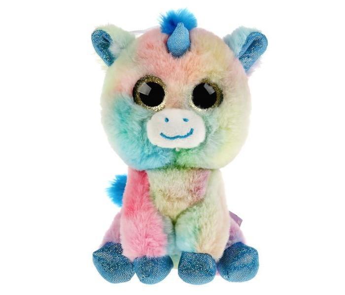 Купить Мягкие игрушки, Мягкая игрушка Мульти-пульти Единорог 15 см