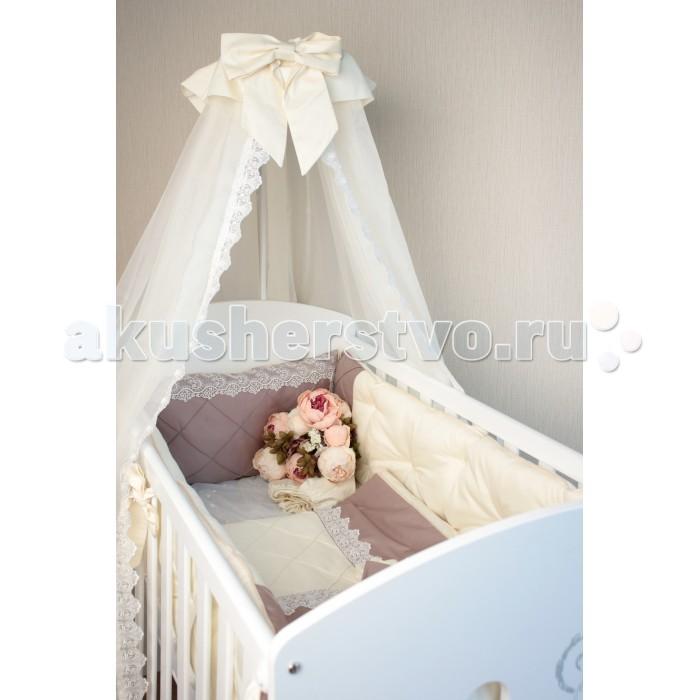 Балдахин для кроватки Mummys Hugs 300х150 см300х150 смMummys Hugs Балдахин 300х150 см прекрасный балдахин с нежным кружевом и бантом.  Размер: 300х150 см<br>