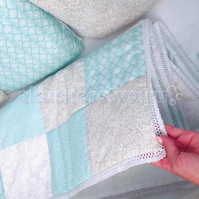 Одеяло Mummy`s Hugs Лоскутное 100х120 см