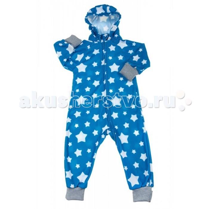 Детская одежда , Комбинезоны и полукомбинезоны Mums Era Комбинезон флисовый Comfort арт: 484516 -  Комбинезоны и полукомбинезоны