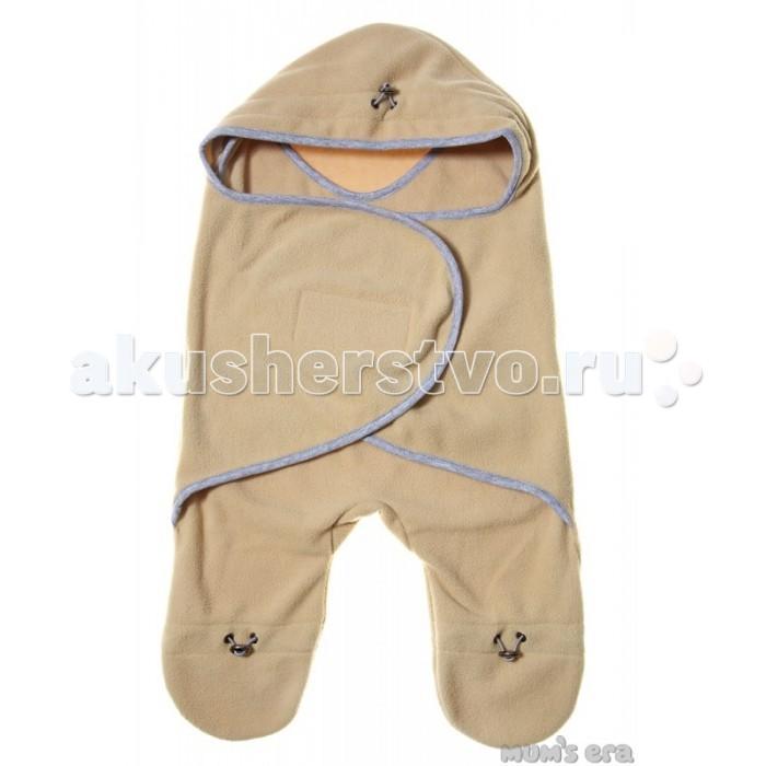 Детская одежда , Конверты-трансформеры Mums Era Комбинезон-конверт флисовый 54-62 см арт: 21822 -  Конверты-трансформеры