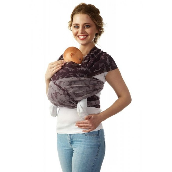 Слинг Mums Era Май-слинг АкулыМай-слинг АкулыСлинг Mums Era Май-слинг Акулы подойдет для использования с рождения малыша, но особенно хорош для тяжелых детей, это всесезонный слинг средней плотности.  Особенности: полотно для данного слинга соткано в России.  слинг не требует разнашивания, он нежный и мягкий прямо из упаковки. плотность ткани 230гр/м2. состав ткани 100% хлопок. вид плетения ткани - жаккардовое. слинги-шарфы отшиты с короткими скосами, для более удобной намотки слинга, имеют 2 метки середины, подшиты на 2 стороны (слинг-шарф двусторонний).  Размеры: длина поясной лямки от края до края 190 см ширина спинки 40 см высота спинки 55 см<br>