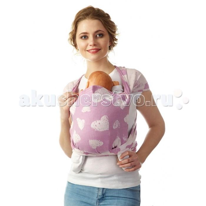 Товары для мамы , Слинги Mums Era Май-слинг Сердца арт: 323349 -  Слинги