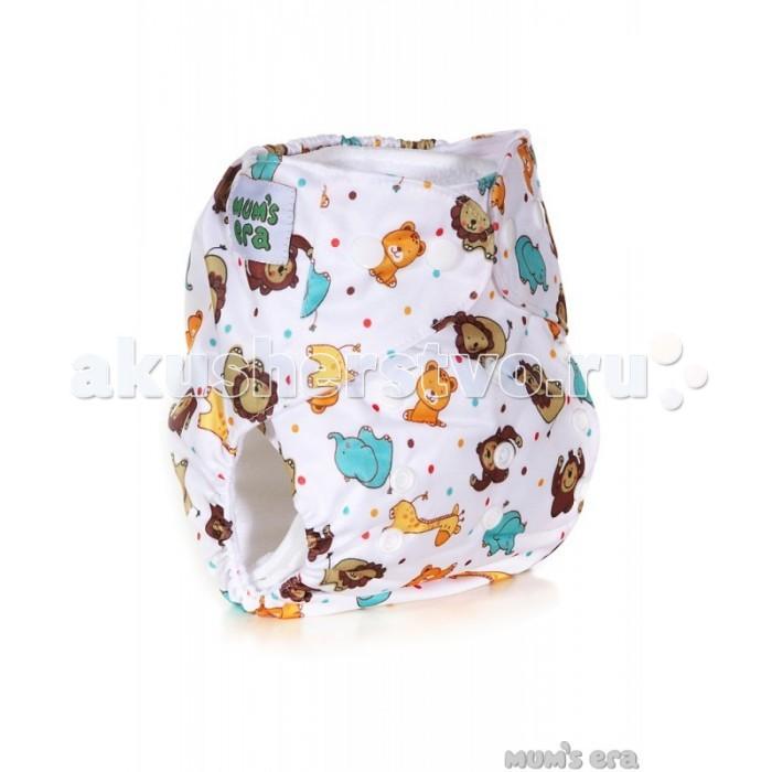 Mum's Era Многоразовый подгузник с рисунком