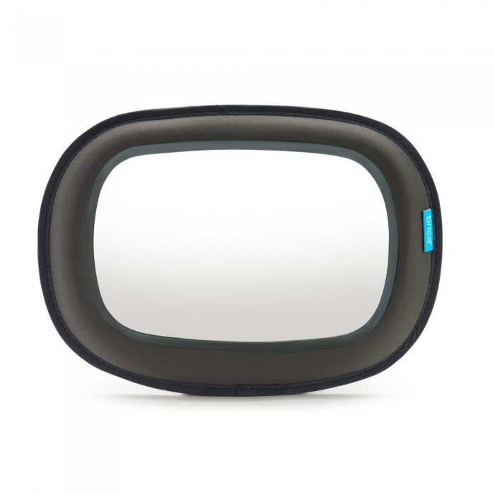 Аксессуары для автомобиля Munchkin Brica Зеркало контроля за ребёнком в автомобиле Baby In-Sight Mega Mirror аксессуары для автомобиля munchkin brica зеркало контроля за ребёнком в автомобиле baby in sight mega mirror